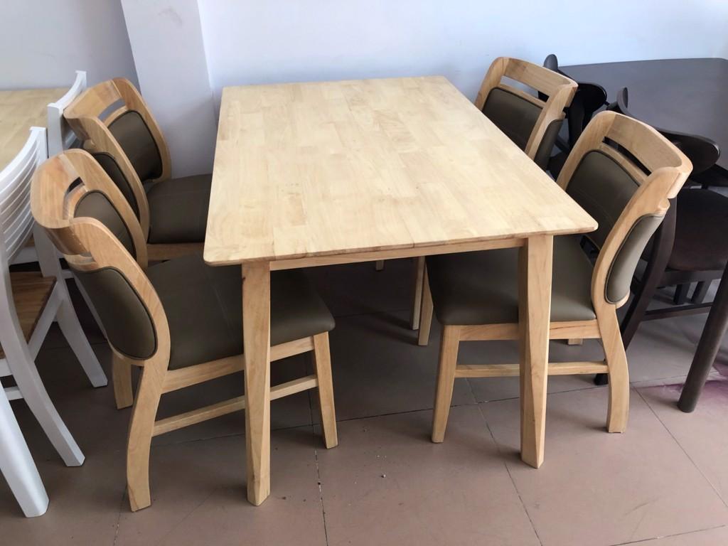 Bộ bàn ăn sala 4 ghế