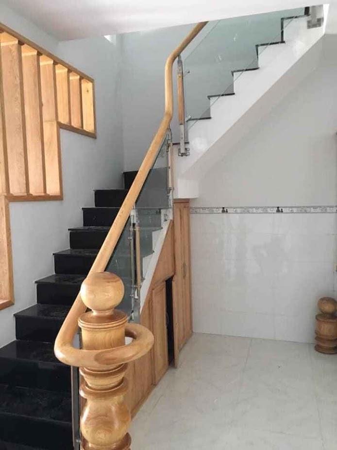 Cầu thang kính-CK08