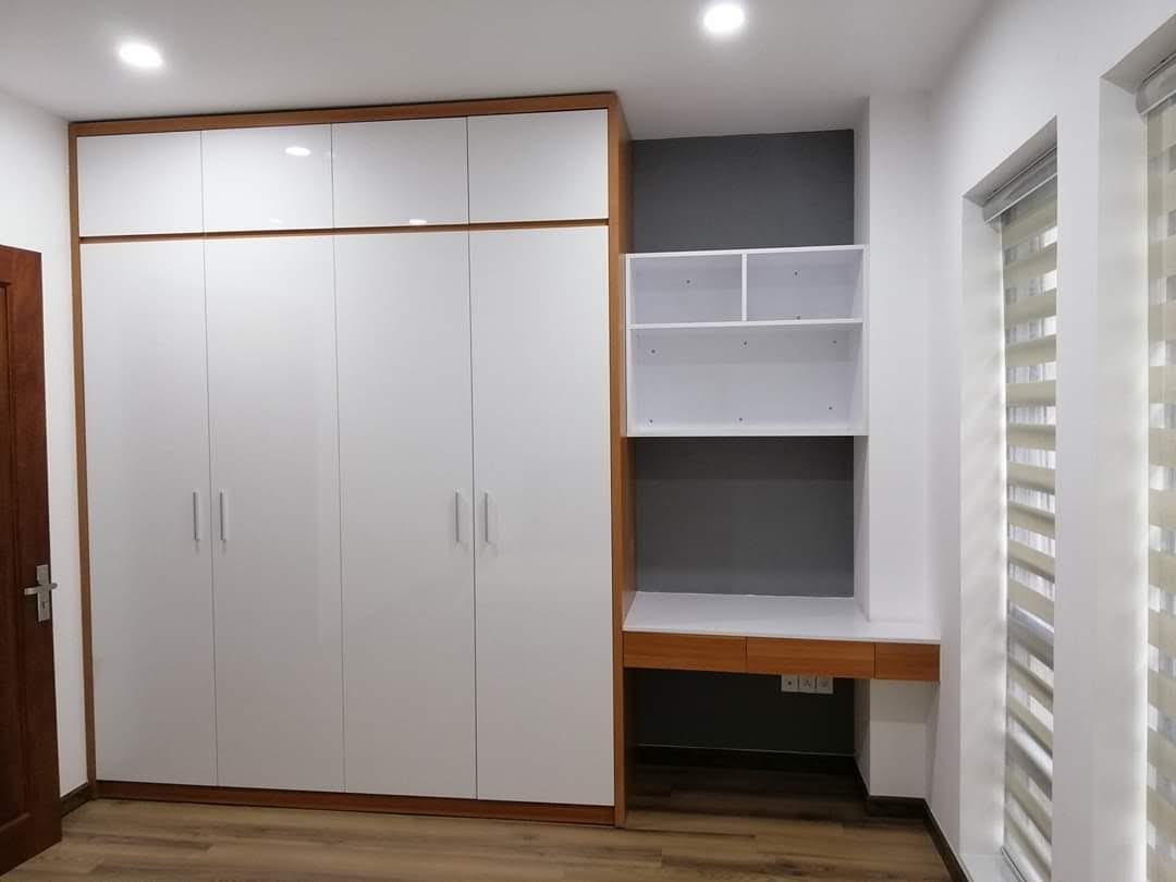 Tủ áo gỗ công nghiệp-TACN04