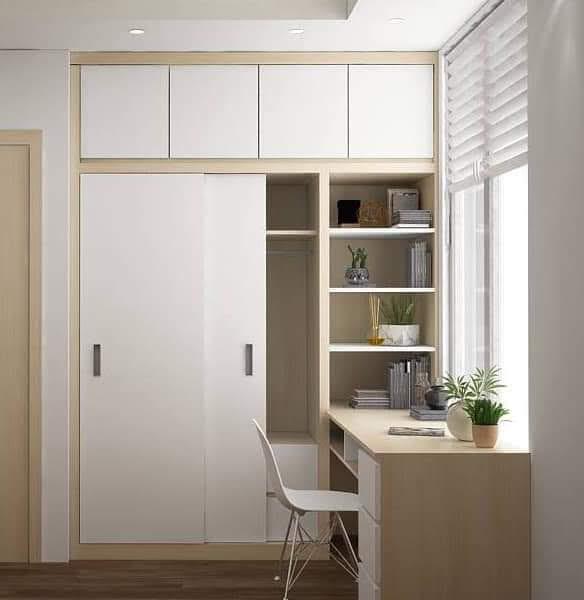 Tủ áo gỗ công nghiệp-TACN05