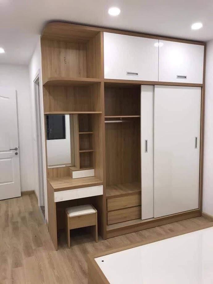 Tủ áo gỗ công nghiệp-TACN01