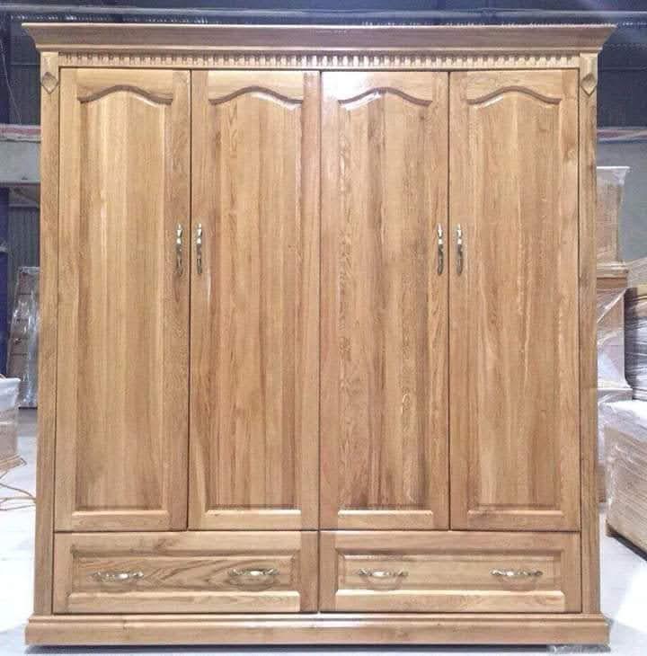 tủ áo gỗ sồi biên hòa