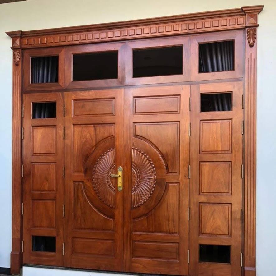 sửa cửa gỗ bị xệ biên hòa