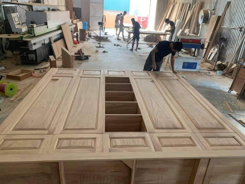 tủ áo gỗ biên hòa