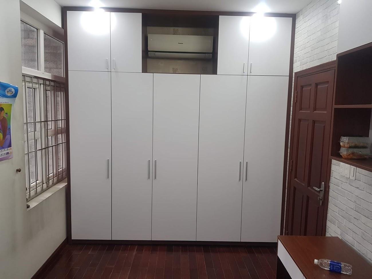 Tủ áo gỗ công nghiệp-TACN03