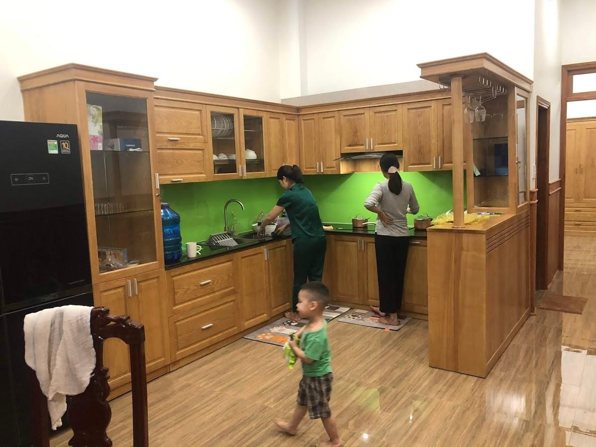 thợ sửa tủ bếp ở Biên Hòa