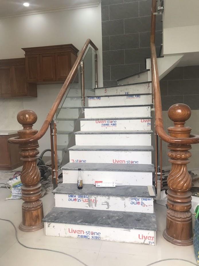 Cầu thang kính-CK06