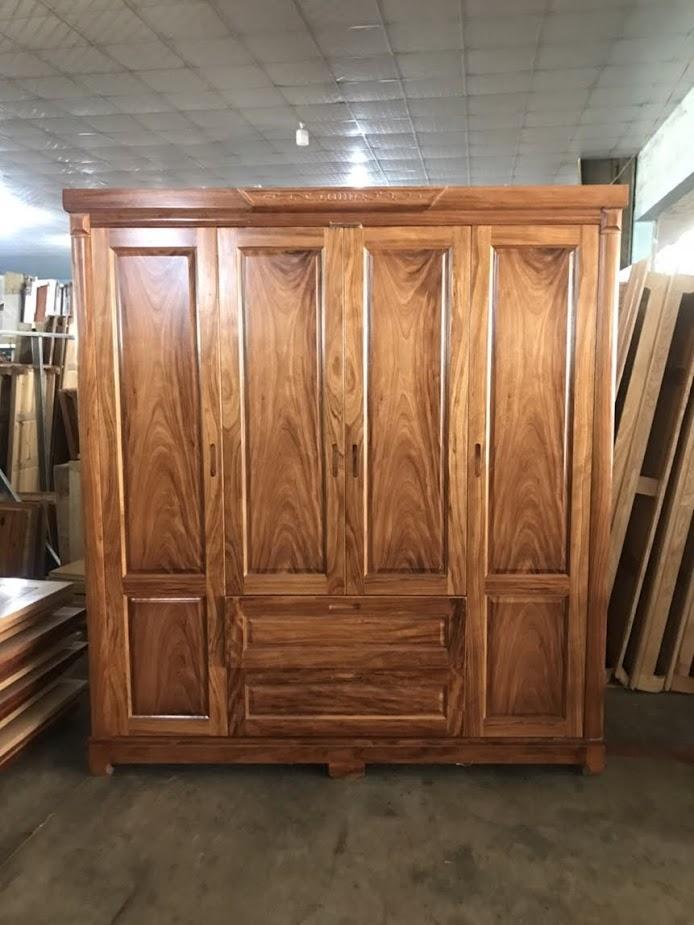 Tủ áo gỗ-TA01