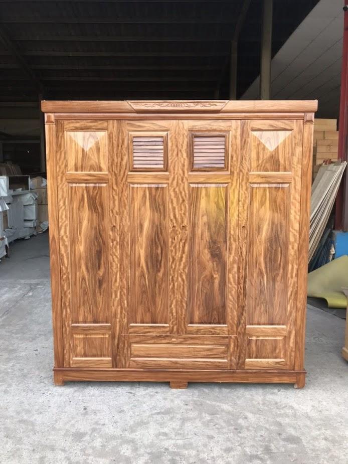 Tủ áo gỗ-TA02