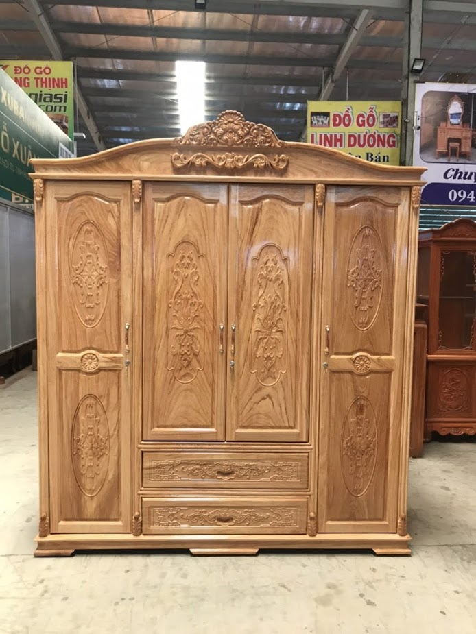 Tủ áo gỗ-TA03