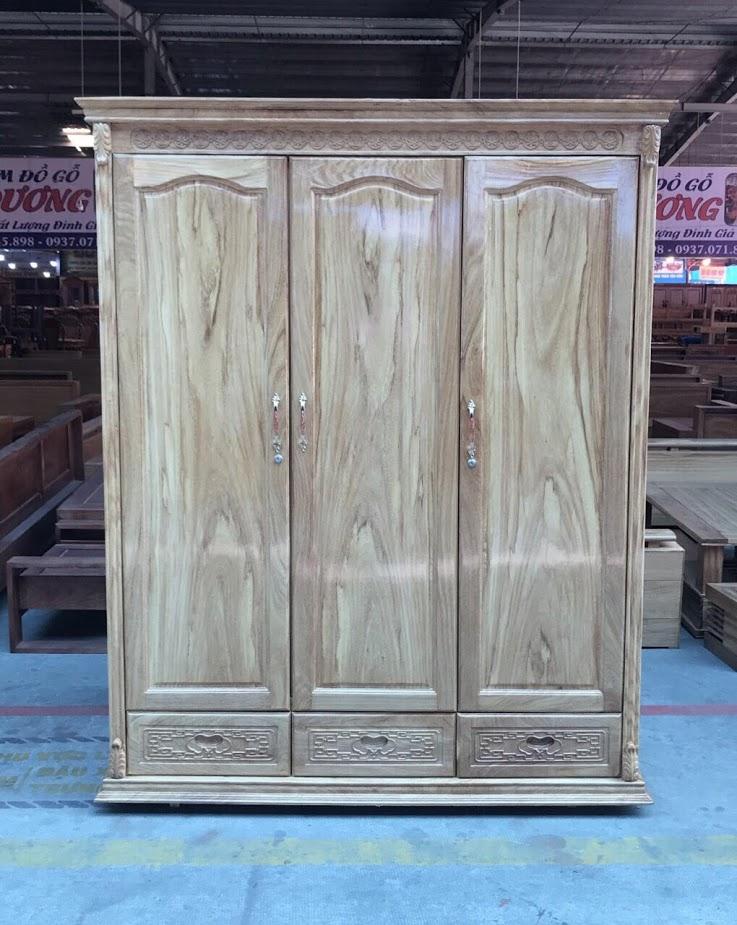 Tủ áo gỗ-TA04