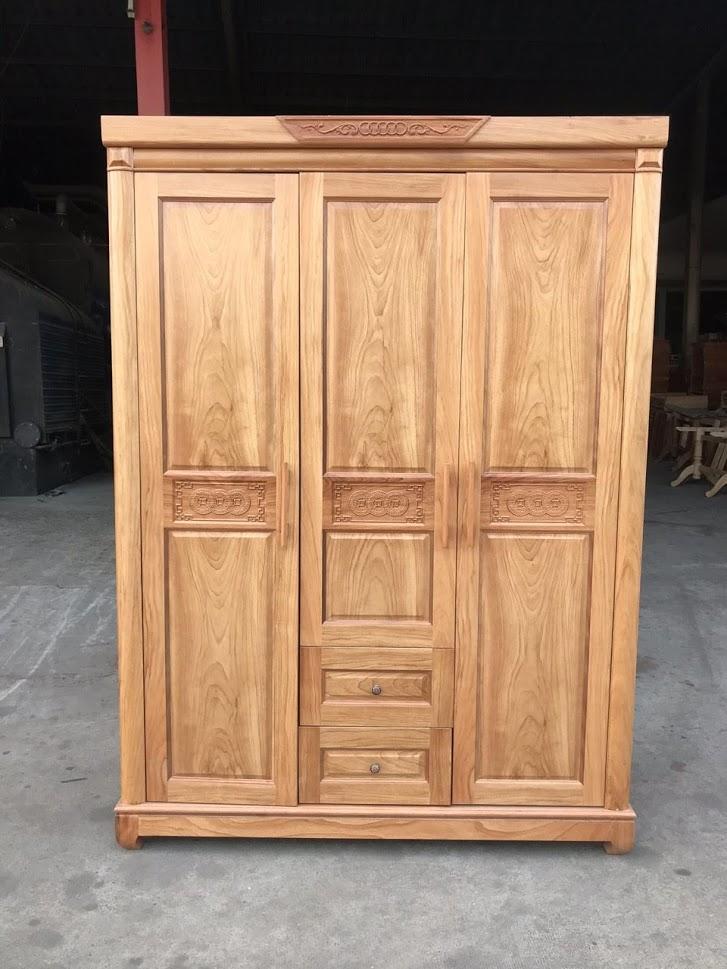Tủ áo gỗ-TA07