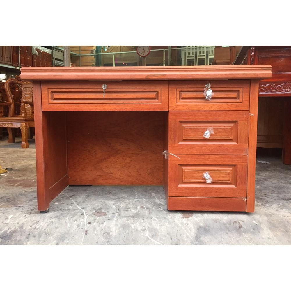 bàn làm việc gỗ đinh hương