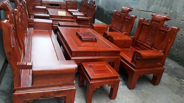Dịch vụ sơn đồ gỗ tại nhà Biên Hòa