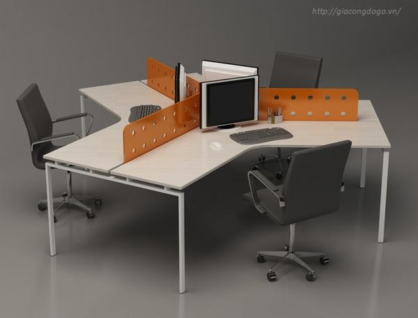 bàn ghế văn phòng 02
