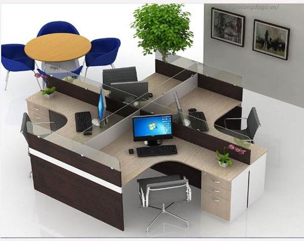 Bàn ghế  văn phòng 03