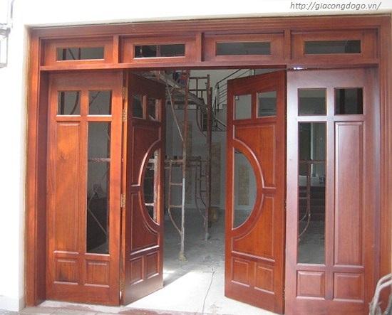 Dịch vụ sửa chữa cửa gỗ tại nhà Biên Hòa