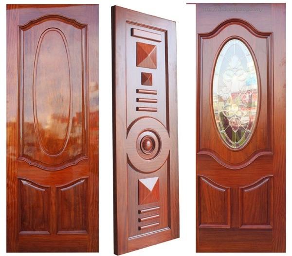 cửa phòng gỗ tự nhiên