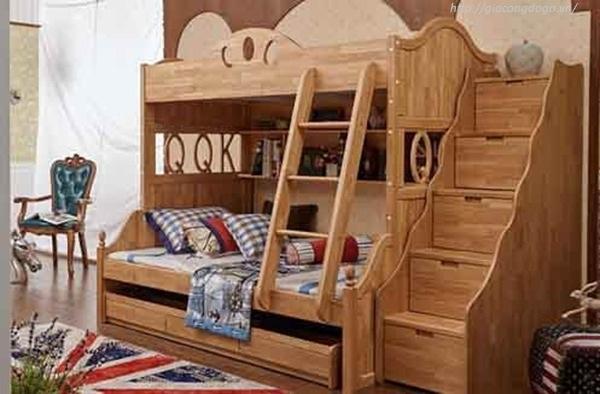 Mẫu giường tầng 04