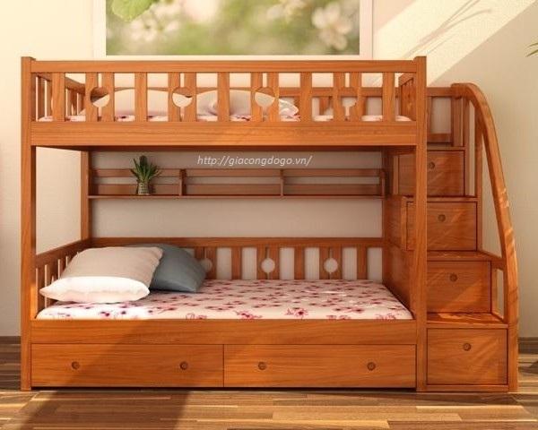 Mẫu giường tầng 05