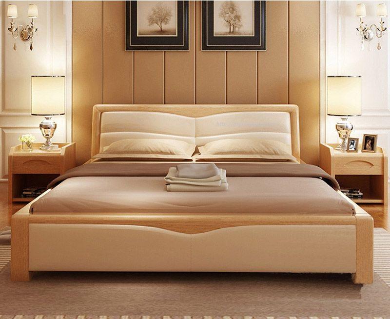 Mẫu giường ngủ 02