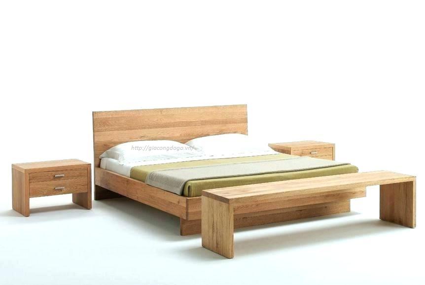 Mẫu giường ngủ 04