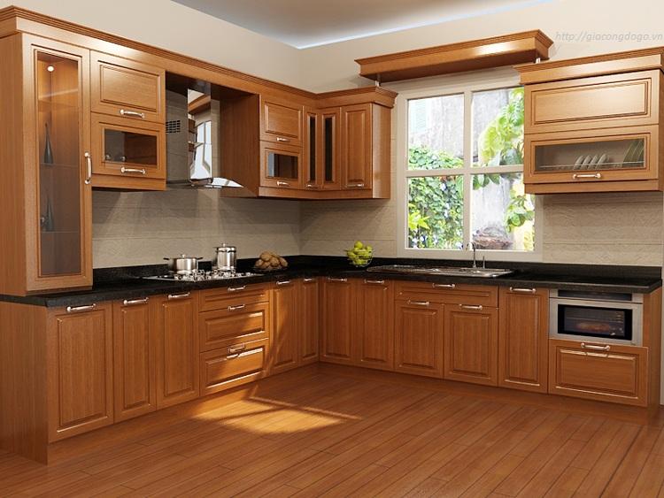 Đồ gỗ nội thất theo yêu cầu
