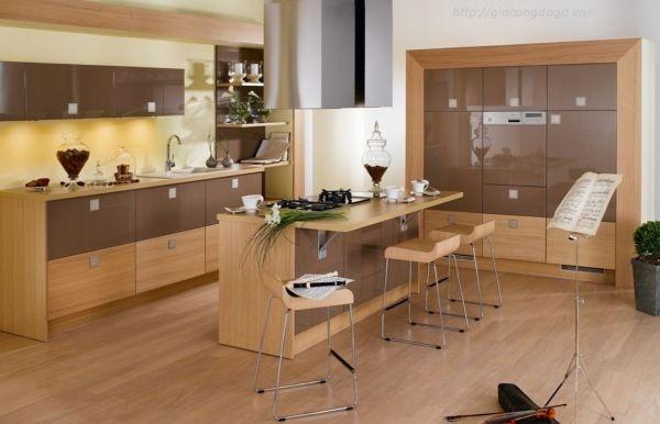 Tủ bếp hiện đại 05