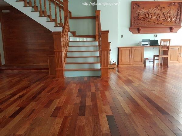 sửa sàn gỗ biên hòa