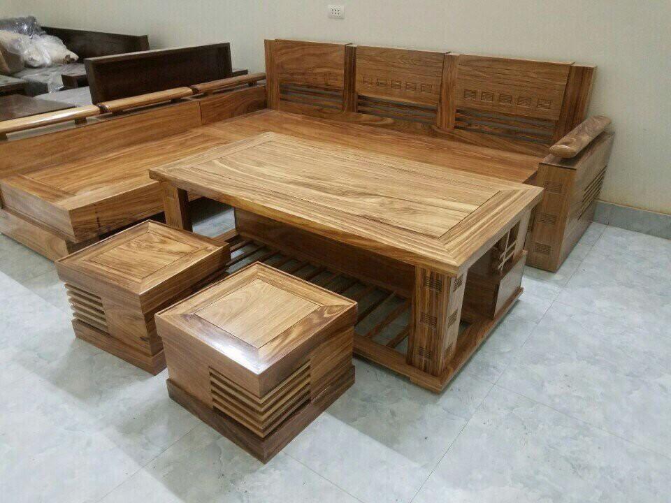 Xưởng mộc đóng đồ gỗ nội thất theo yêu cầu