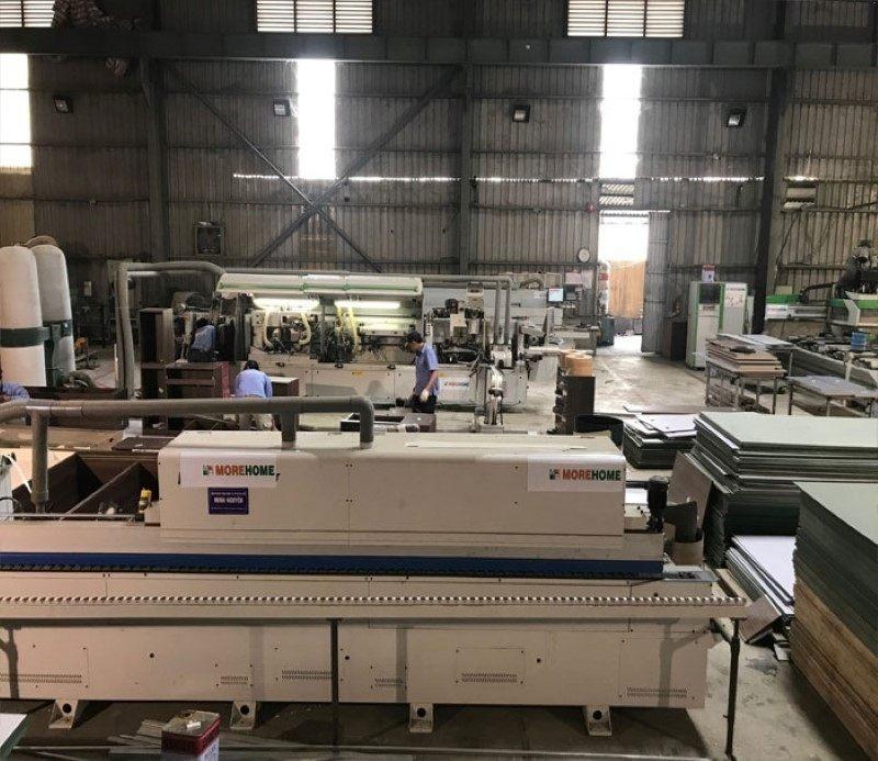 Xưởng đóng đồ nội thất gỗ công nghiệp biên hòa
